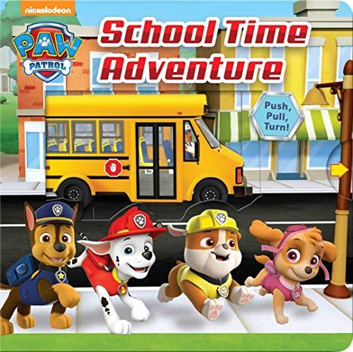 Nickelodeon PAW Patrol: School Time Adventure