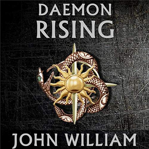 Daemon Rising: Book One: Ramfiram + Book Two: DoomBringer audiobook cover art