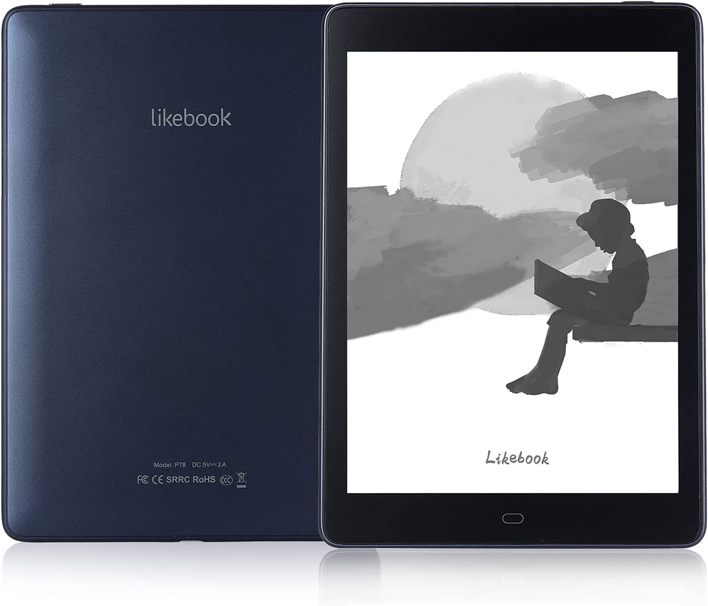 """Likebook P78 E-Reader 2021 67% OFF of fixed Max 46% OFF price New Touchscreen Carta 7.8"""" Eink"""