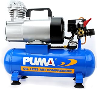 puma gas air compressor