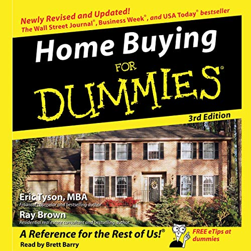 Home Buying for Dummies, Third Edition Titelbild