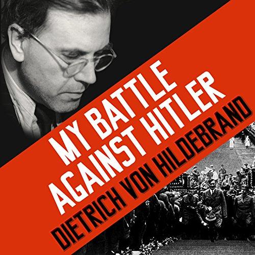My Battle Against Hitler audiobook cover art