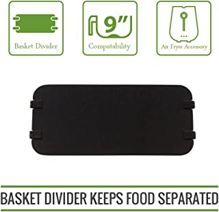 Simple Living XL Air Fryer Cooking Divider, Compatible with 9