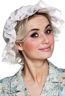 victorian lace cap