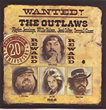 Wanted! The Outlaws (1976-1996 20th Anniversary) by Waylon Jennings (1996-04-30)