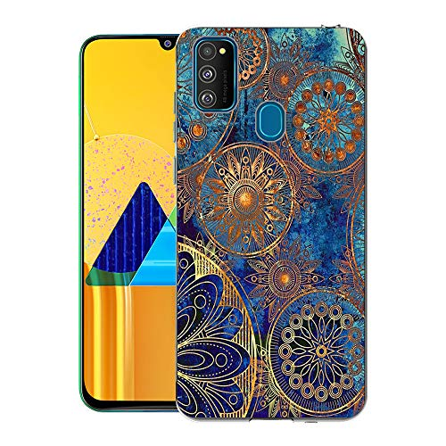 CaseExpert Samsung Galaxy M30S Hülle, Ultra dünn TPU Gel Handy Tasche Silikon Case Cover Hüllen Schutzhülle Für Samsung Galaxy M30S (2019)