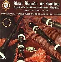 Concerto No Teatro Avenida De Bos Aires