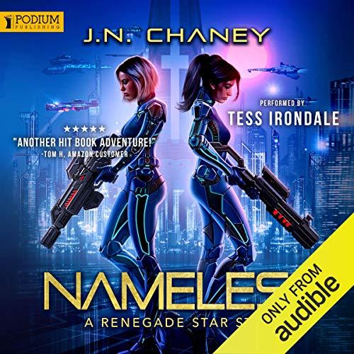 Nameless: A Renegade Star Story audiobook cover art
