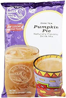 Big Train Pumpkin Pie Chai Tea Single Bag 3.5lb