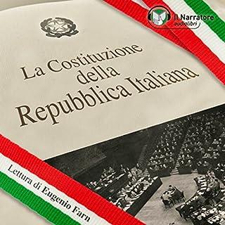 La Costituzione della Repubblica Italiana copertina