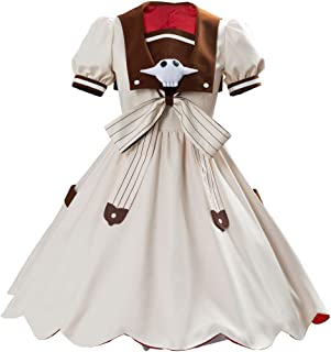 Adult Nene Yashiro Dress Toilet Bound Hanako kun Cosplay Costume Deluxe Suits with Accessories for Women