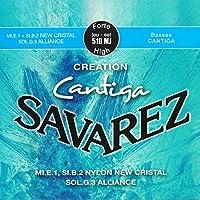 【2セット】SAVAREZ サヴァレス 510MJ CREATION Cantiga クリエイション・カンティーガ High tension