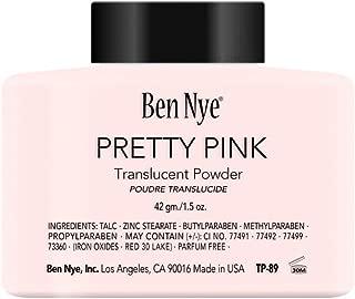 Pretty Pink Powder