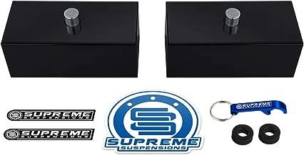 Supreme Suspensions - Rear Leveling Kit for 2011-2019 Chevrolet Silverado 2500HD 3500HD 2