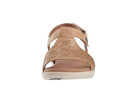 Leather Clarks Un Light Mae Reisel Tan wq1TXqrvx