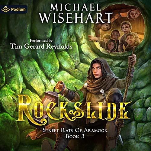 Rockslide cover art