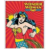 Unbekannt Camelot DC Comics–Wonder Woman Quilting