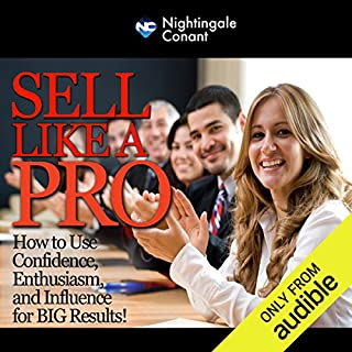 Sell Like a Pro audiobook cover art