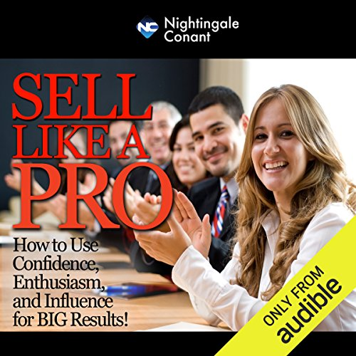 Sell Like a Pro cover art