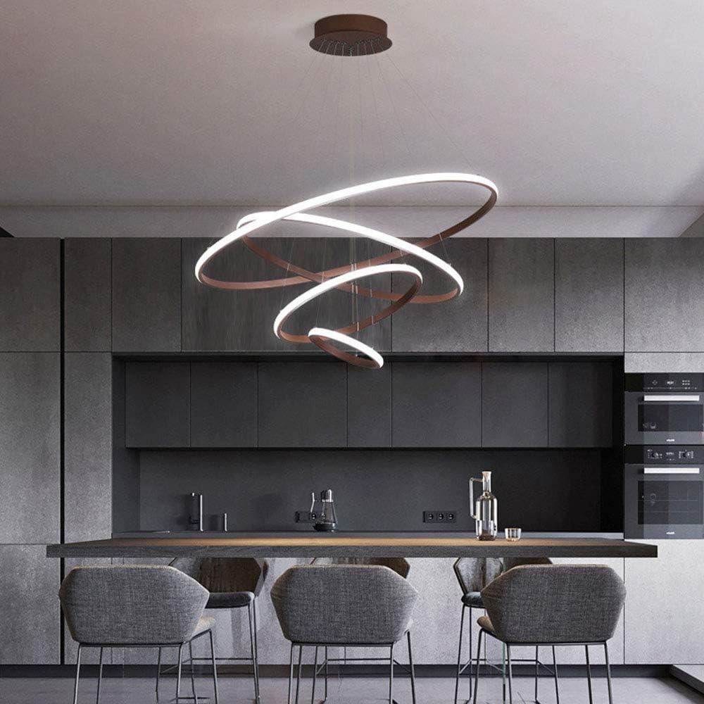 moderna lampada a sospensione rotonda a led xgfjqz