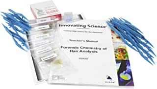 Innovating Science Forensic Chemistry of Hair Analysis Kit