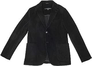 (チルコロ) CIRCOLO 1901 シングルジャケット メンズ コーデュロイジャケット ブラック 正規取扱店