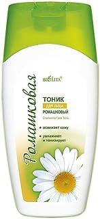 Bielita & Vitex   Chamomile Line   Face Toner For All Skin Types   Chamomile   Allantoin   Bisabolil oil   200 ml