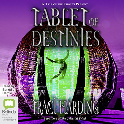 Tablet of Destinies audiobook cover art