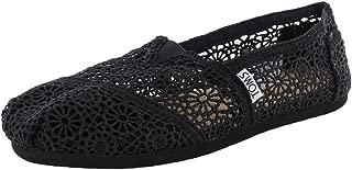 Women's Crochet Classics Black Size 12