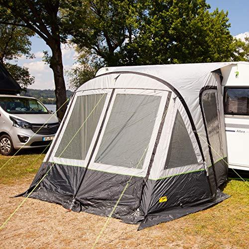 Reimo Tent Technology Wohnwagen Vorzelt Luftvorzelt One Beam Air | 260x250cm | 5+7mm Keder | 3000mm