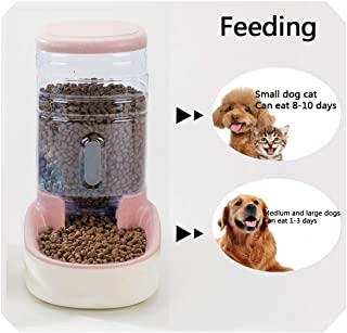 3.8L pet Dogs Feeder Automatic Pet Feeder Large Capacity Water Dispenser for Cat Big Dog Drinker Animal Drinking Bowl