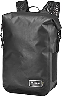Dakine Cyclone Roll Top 32L Cyclone Black OS & Knit Cap Bundle