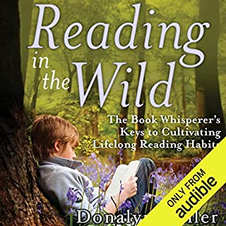 Reading in the Wild audiobook cover art