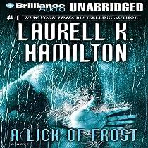 k hamilton of Laurell lick