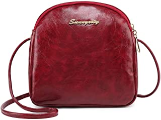 Waymine Women's Party Shoulder Bag Shell Wallet Messenger Bag Crossbody Bag Casual Mini Candy Bag For Lady