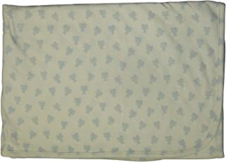 Kissy Kissy Baby-Boys Infant Organic Mini Bears Print Receiving Blanket