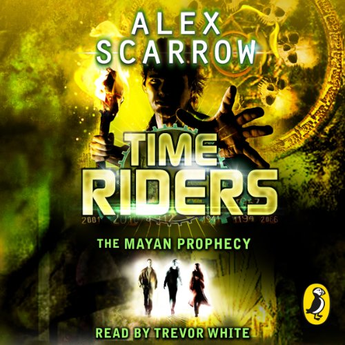 The Mayan Prophecy audiobook cover art