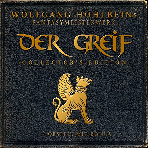 Der Greif audiobook cover art