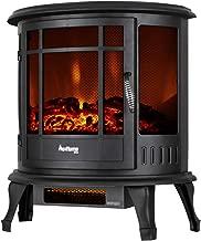 e-Flame USA Regal Free Standing Electric Fireplace (Black)