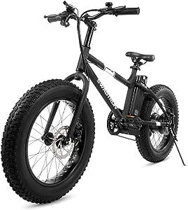 Swagtron EB-6 Bandit E-Bike 350W Motor,