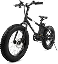 "Swagtron EB-6 Bandit E-Bike 350W Motor, Power Assist, 4"" Tires, 20"" Wheels, Removable.."