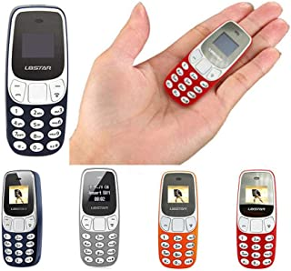 Mini teléfono móvil Funcional portátil Bolsillo L8 Star