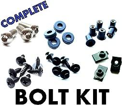 Honda CBR1000rr 2004-2005 Motorcycle Fairing Bolt Kit, Complete Screws kit CBR 1000rr 2004 2005