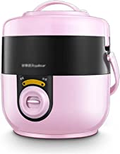 Rice cooker (1.6 liters / 350W / 220V) Household insulation function Internal quality spoon Steamer and measuring cup Mini...