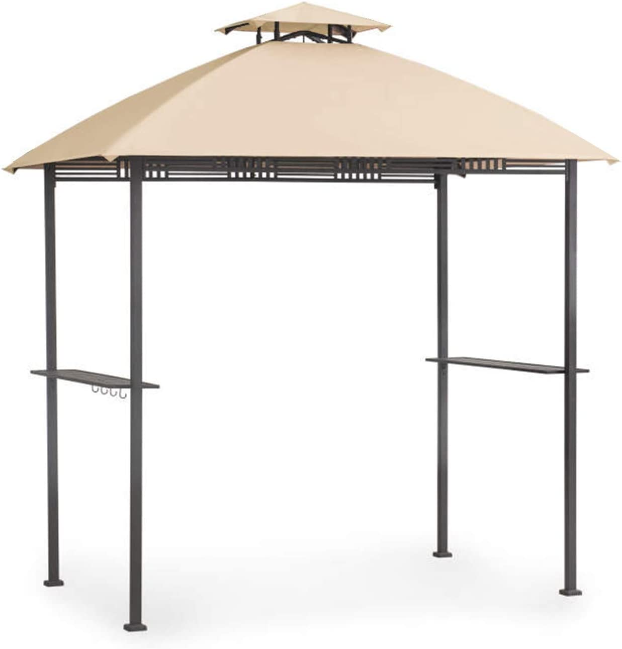 Garden supreme Winds Replacement Canopy Top Grill for Westbrook Ga Rapid rise Cover