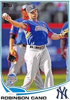 2014 Topps 1989 Topps Mini Die Cuts #TM-50 Robinson Cano Yankees Baseball Card NM-MT