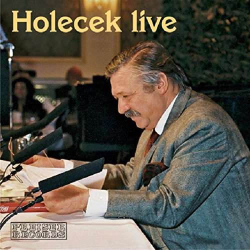 Holecek Live audiobook cover art