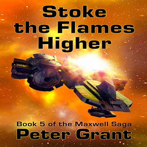 Stoke the Flames Higher audiobook cover art