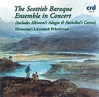 Scottish Baroque Ensemble in C