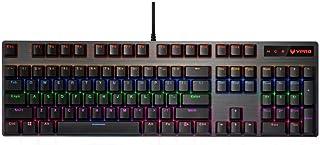 رابو لوحة مفاتيح متوافقة مع بي سي و لابتوب - V500 PRP